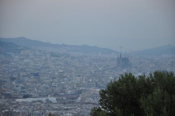 Panorama day - Sagrada