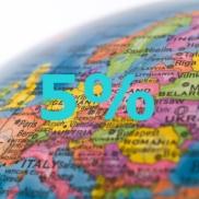 "5% din slogane contin cuvantul Europa, majoritatea in combunatie cu ""heart"": ""A bunch of Europe, you should see it"""