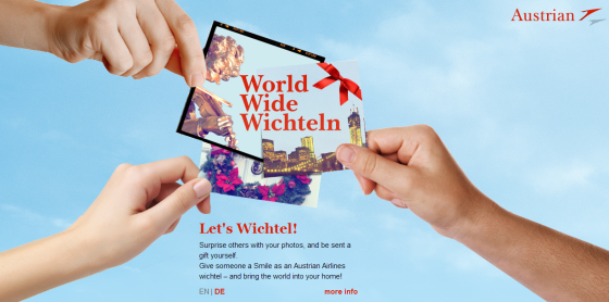 Austrian World Wide Wichteln